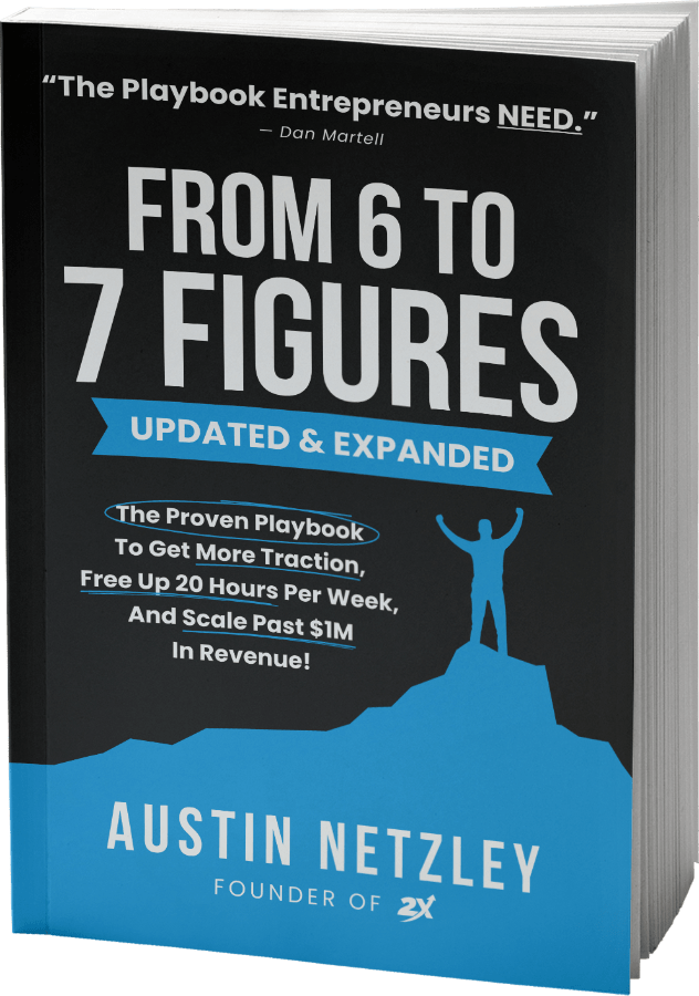 2X 6 to 7 Figures Book Hardcover